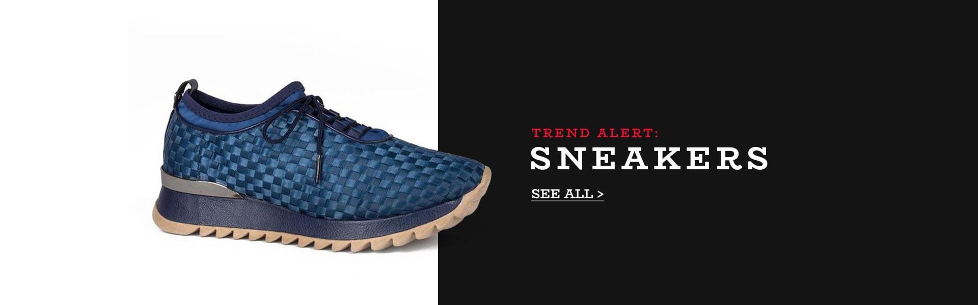Trend Alert: Sneakers