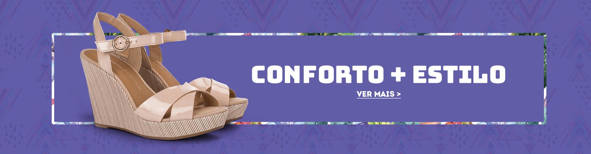 Conforto + Estilo