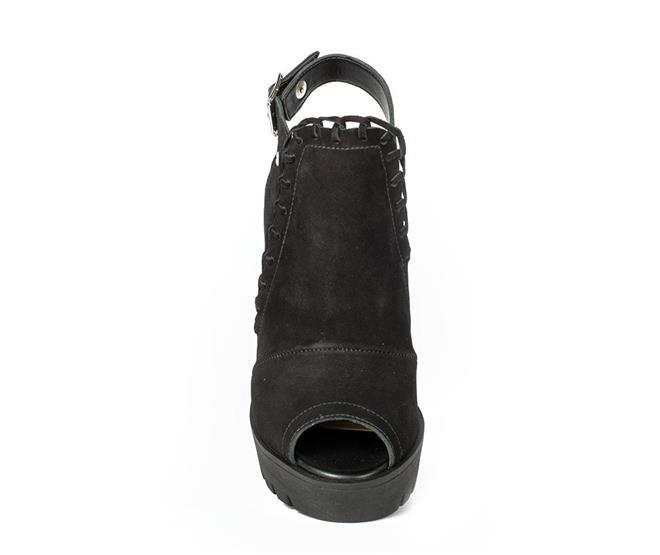 313d22ad9 ... Summer Boot Tanara Couro Tratorado Preto. Página Inicial. Selo Couro  Tanara. Cores