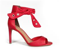 Sandália Tanara  Amarração Vermelha