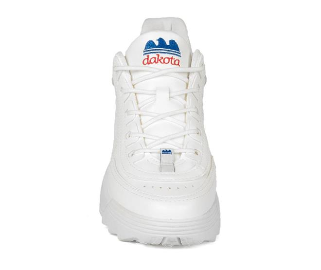 49cf39e558 Tênis Dad Sneaker Dakota Branco Kicks - Dakota